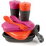 Light My Fire Pack'n Eat Kit Fuksia/Orange